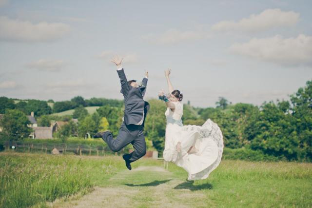 This was my favourite photo from our wedding!