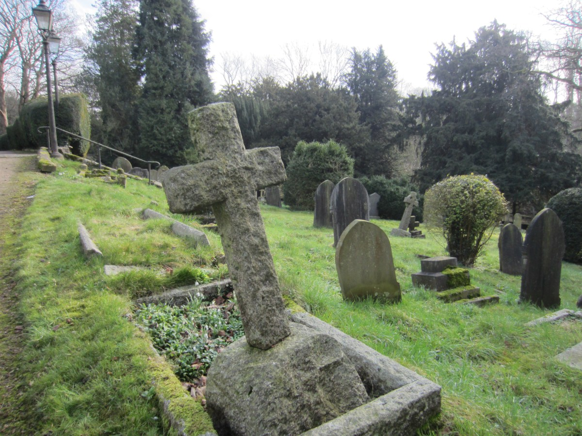St Katherine's graveyard
