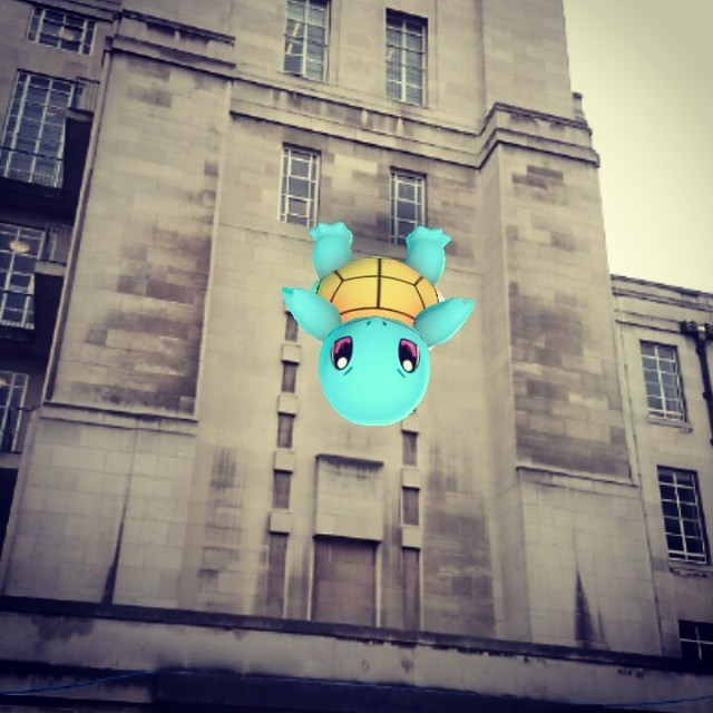 spiderman-tutle climbing senate house