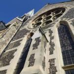 Harrow School's chapel