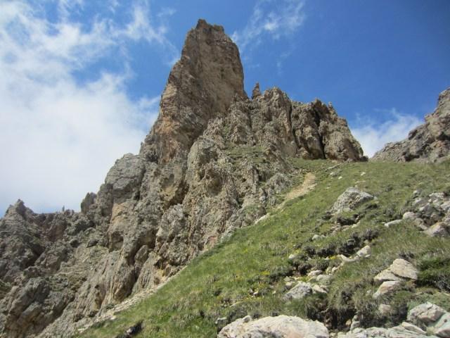 Spiky Dolomites