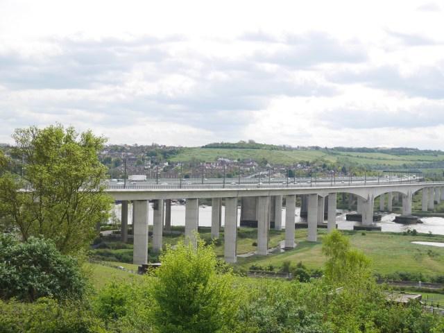 Medway bridges.