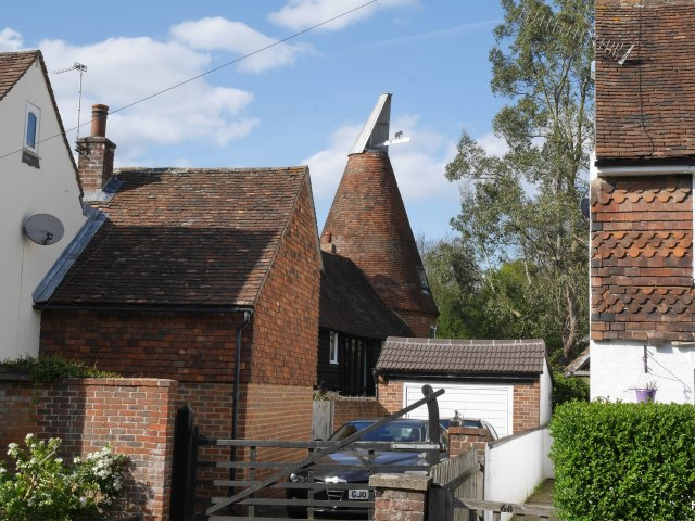 Oast House in Bearsted