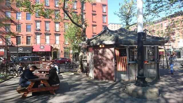 Manhattan Parks