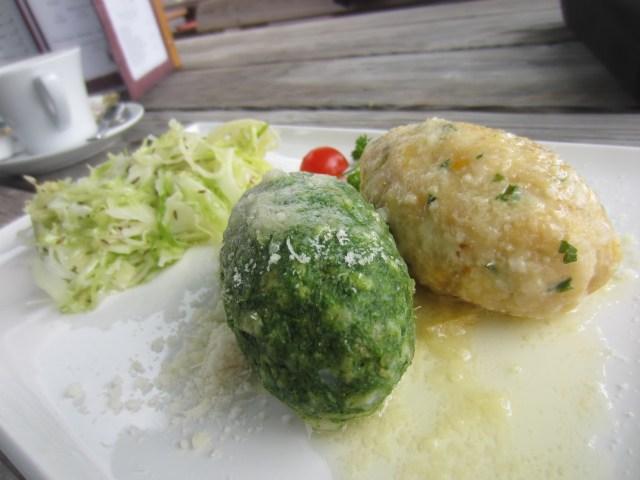 Dumplings in Italy
