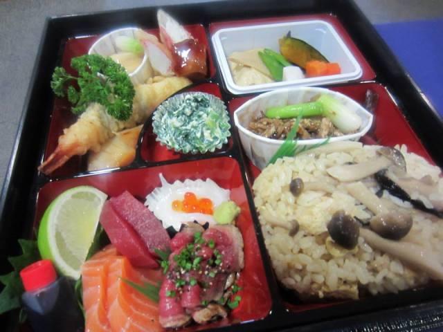 Yummy bento box