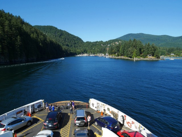 Getting to Bowen Island