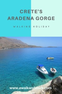 Hiking in Crete - The Aradena Gorge