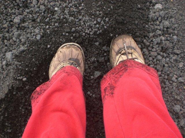 Fuji soil