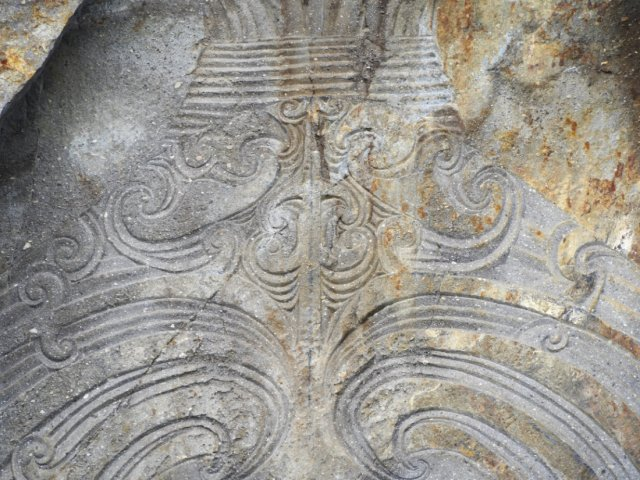 Marori Carvings near Lake Taupo top