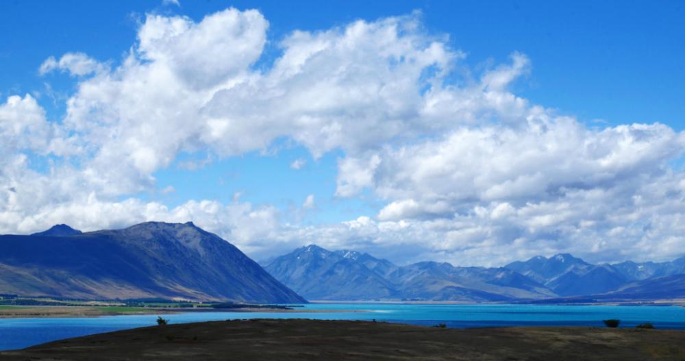 Lake Tekapo view