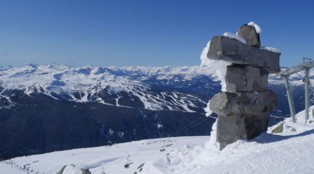 Blackcomb views