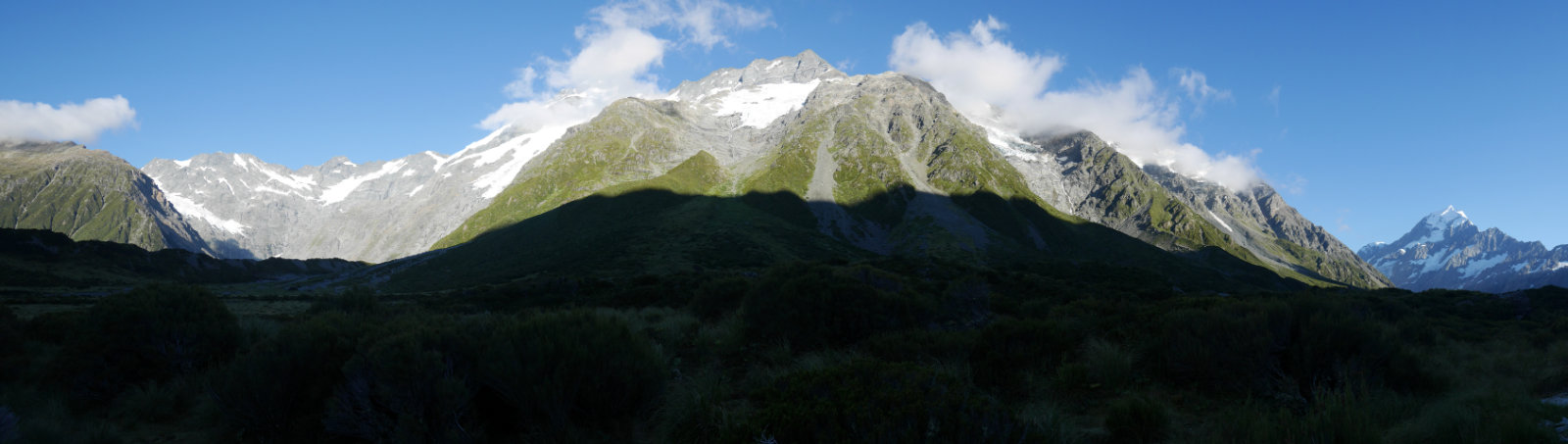 Mount Sefton View