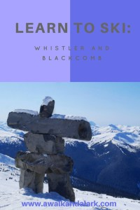 Learn to Ski, Whistler Blackcomb