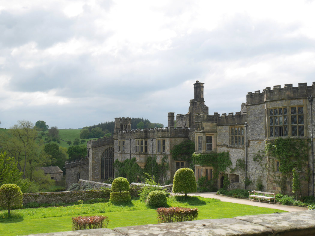 Haddon Hall & Caudwell's Mill - Derbyshire