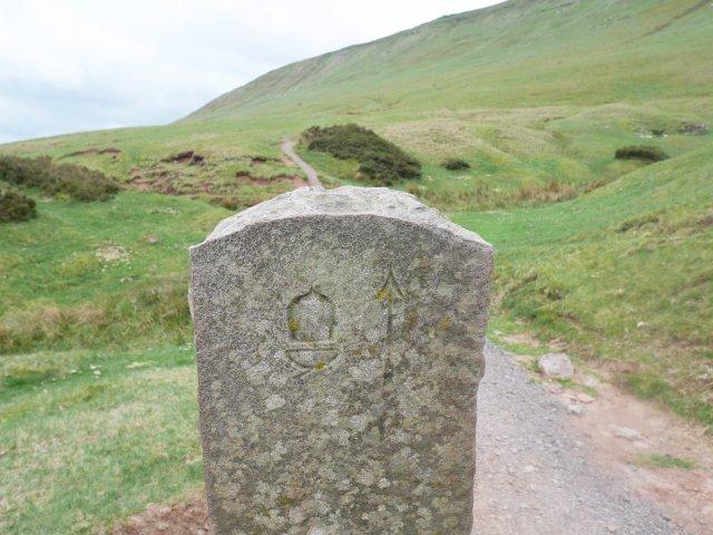 The Offa's Dyke path