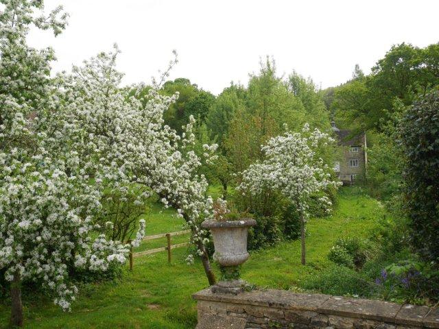 Owlpen Manor Gardens