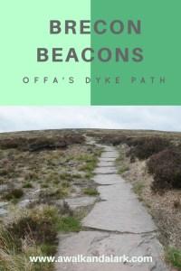 Brecon Beacons - Offa's Dyke path