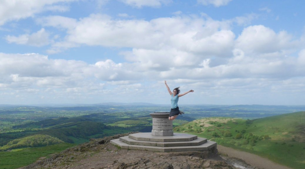 Worcestershire Beacon Jump