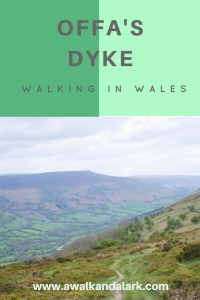 Offa's Dyke Path - Hiking in Wales