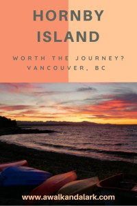 Hornby Island- Is it worth the epic journey