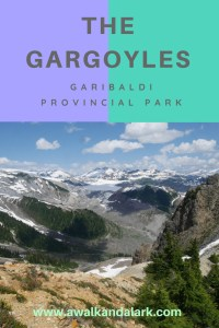 The Gargoyles - Garibaldi Provincial Park - views