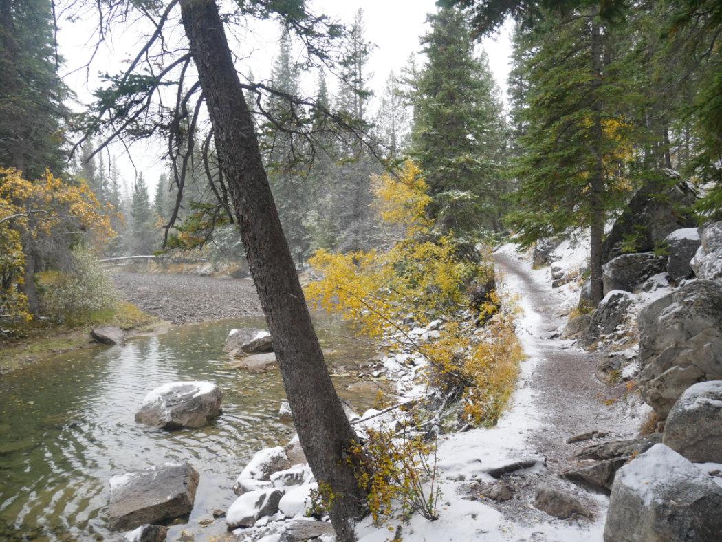 Hoodoos trail – Easy Hikes in Banff