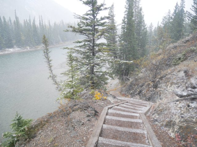 This trail to the Hoodoos will get your heart going