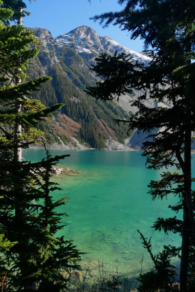 Joffre Lakes Hike - Meeting Pikas