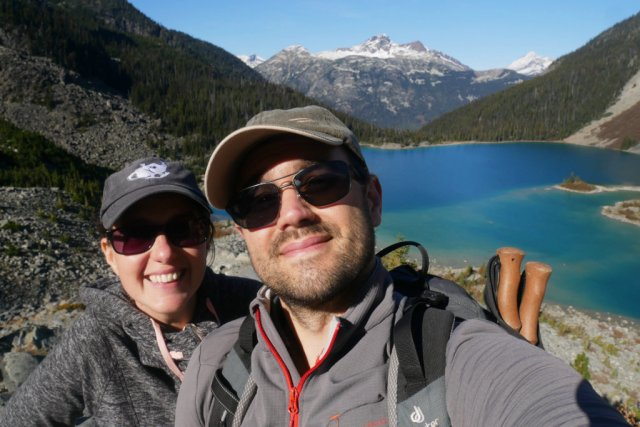 Lovely day for a walk - Joffre Lakes