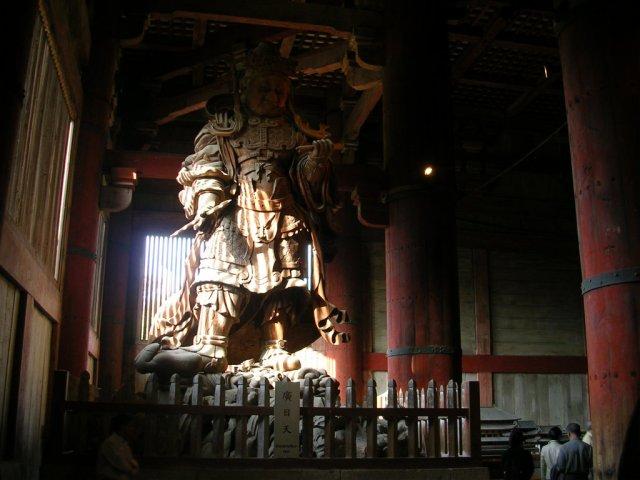 Todaiji guardians