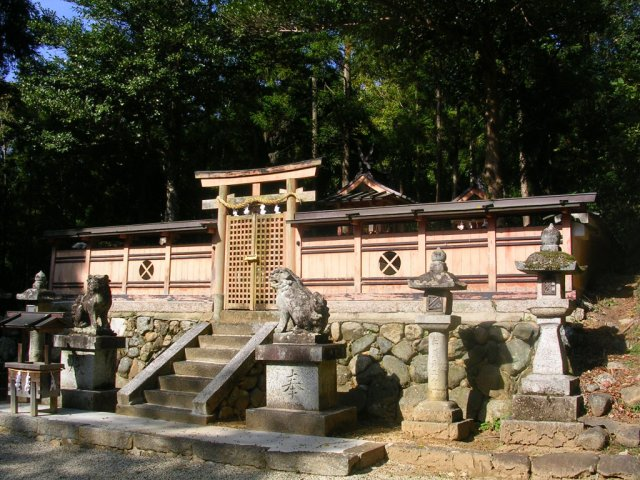 Katsubi shrine