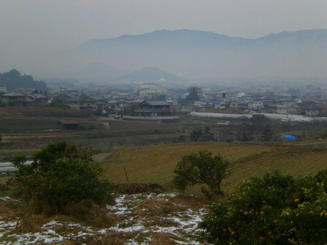 Nara's Countryside views