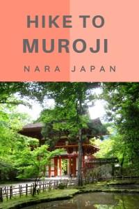 Hike to Muroji Temple