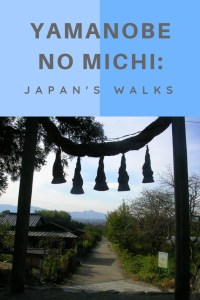 Yamanobe no michi - Japan's oldest walk