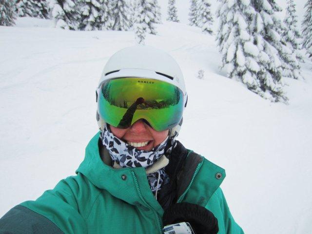 Skiing Pheen