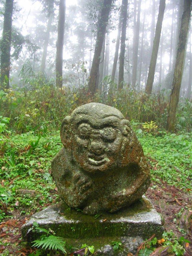 Saruishi - Monkey stone