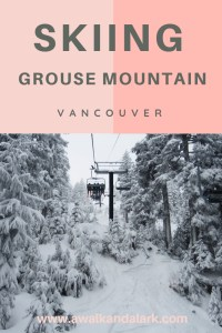 Grouse Mountain Skiing - Vancouver's North Shore