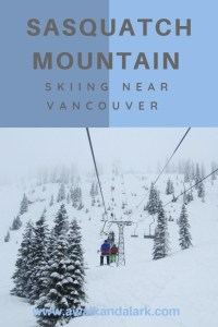 Sasquatch Mountain - learn to ski in the Fraser Valley