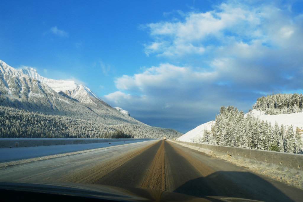 Vancouver to Banff Road Trip