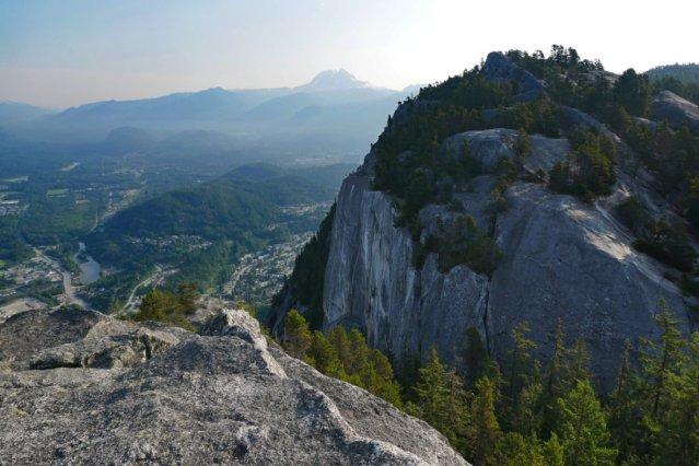 the squamish chief's second peak