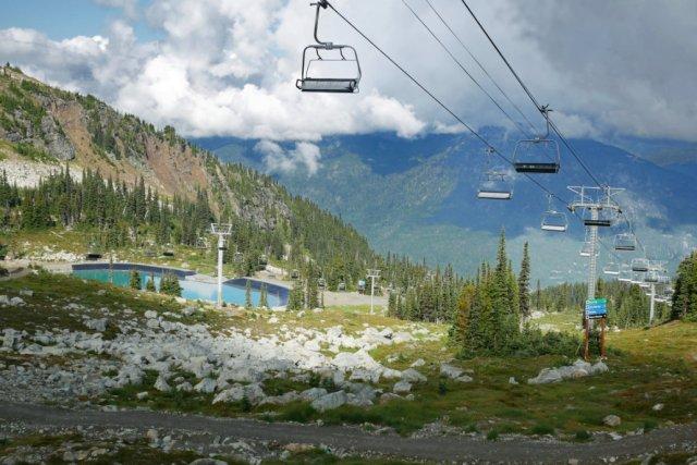 Whistler Peak Express