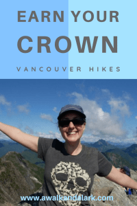 Crown Mountain - Earn your crown with this epic hike