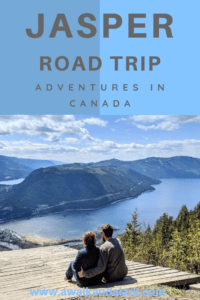 Jasper Road Trip - One of the prettiest drives ever