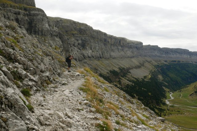 Amazing Ordesa Canyon views