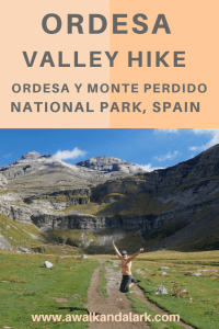 Ordesa Valley Hike in the Spanish Pyrenees