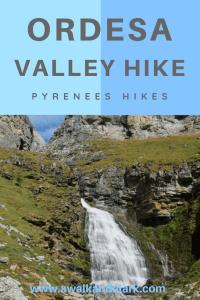 Ordesa Valley Hike to Cola de Caballo