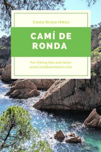 Camí de Ronda Hike - Sant Feliu de Guíxols to Palamós along the Costa Brava