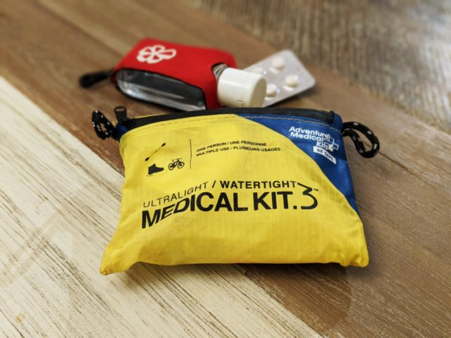 2. First Aid Kit