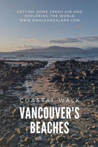 Vancouver's beaches - coastal walk to UBC